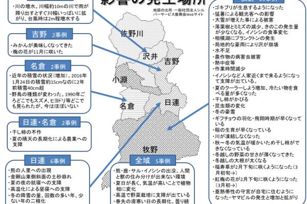 5月12日(日) 「気候変動の藤野学」―令和元年第1弾の会議やります