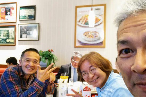 マインドフルカフェ®︎:渡辺パコさんにアドバイスいただきました!